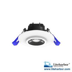 """Liteharbor 3"""" Rotatable LED Eyeball Downlight"""